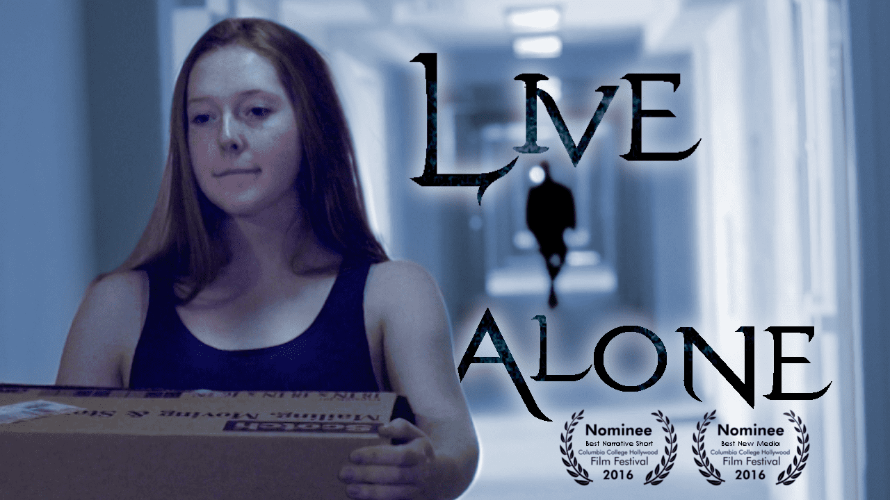 Live Alone - A Short Horror Film